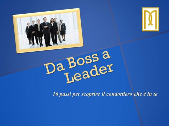 da boss a leader accademia della formazione