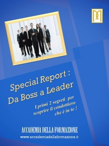 copertina special report