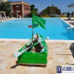 carton boat team building accademia