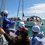 barca a vela team building accademia della formazione